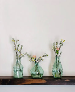 Bud Vases Colored Glass -  Modern Event & Wedding Rentals - Something Borrowed Minneapolis