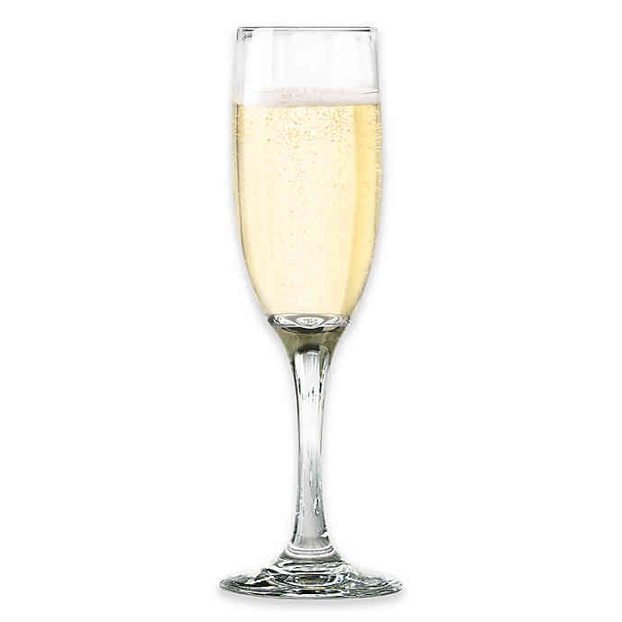 Champagne Flute Glasses - Modern Event & Wedding Rentals - Something Borrowed Minneapolis