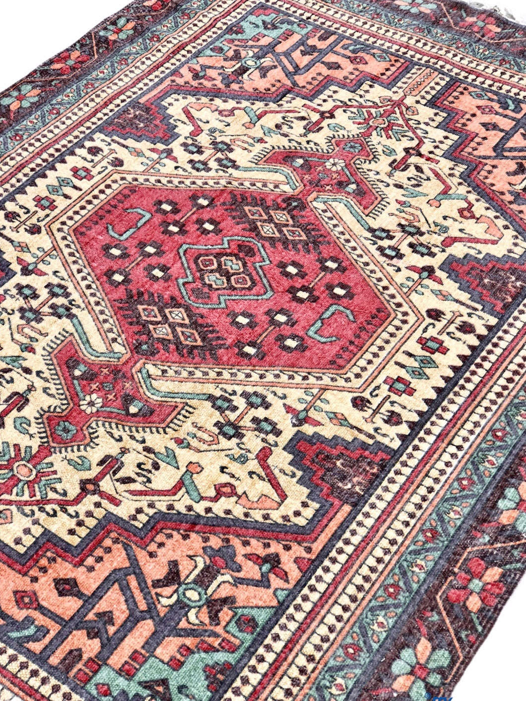 Persian Rug MultiColor *Rental*