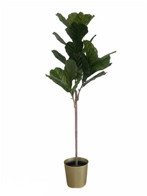 Faux Fiddle Leaf Fig Tree *Rental*