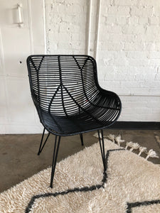 Stencil Chair *Rental*