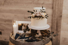 Load image into Gallery viewer, Cake Stand 2 Pc. Set *Rental*