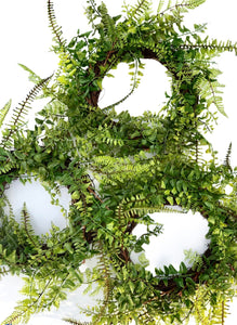 Greenery Wreaths *Rental*