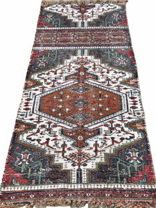 Runner Rug MultiColor *Rental*