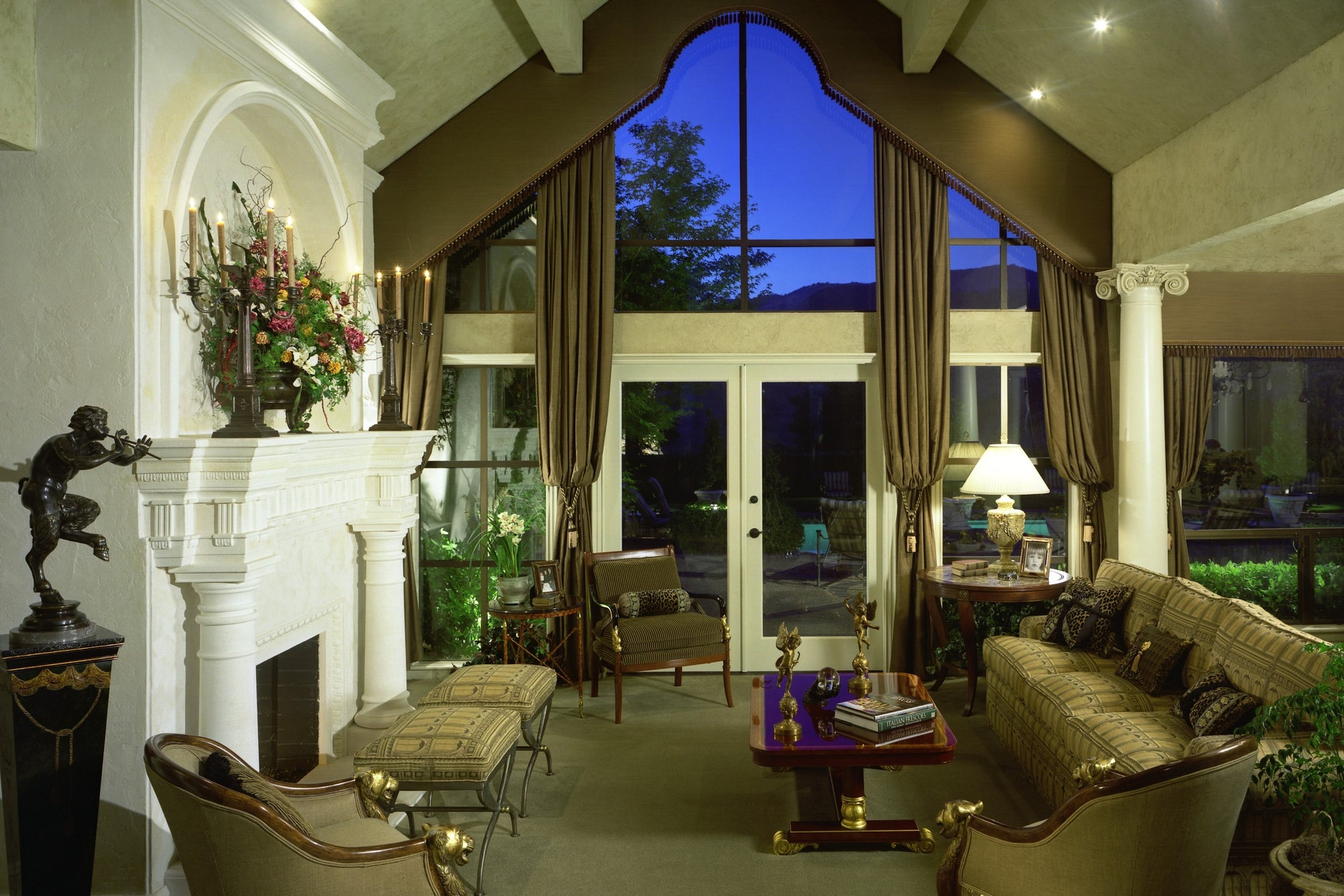 Regal Retreat<br>California Home & Design