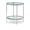 Swaim Glacier Lamp Table 100-1-G-PSS