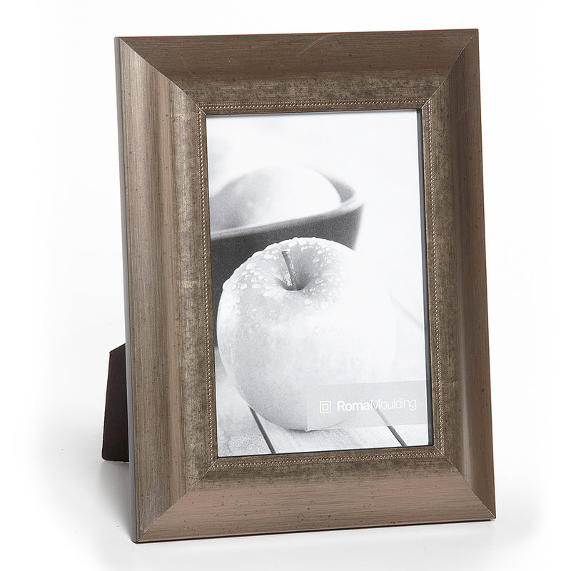 Messina Rubbed Pewter Frame