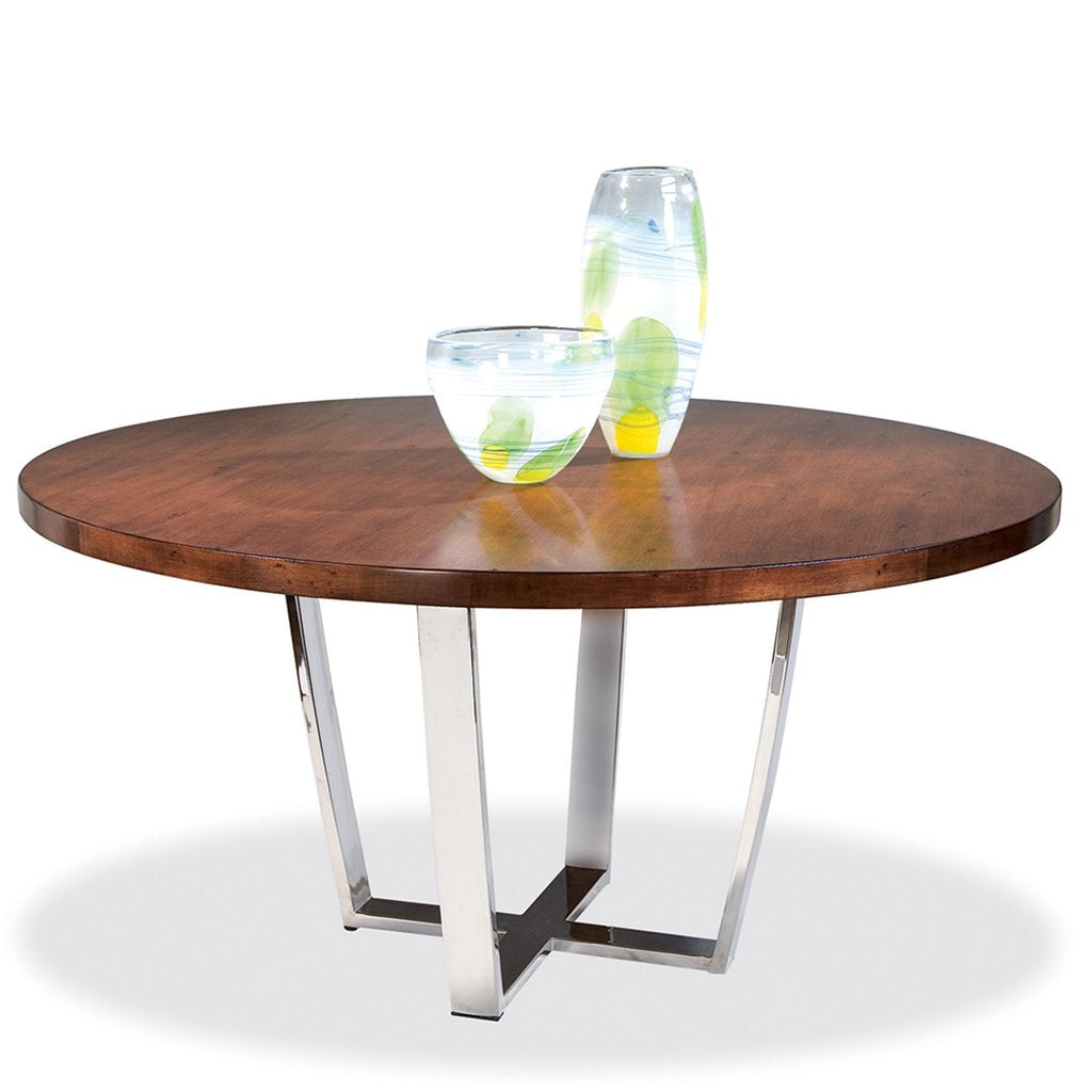 Swaim Delilah Dining Table 284-6-W-72-PSS