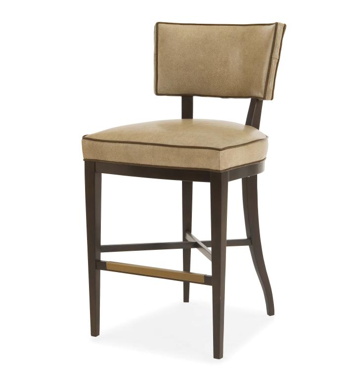 Century 3195B- Zoey Barstool Leather