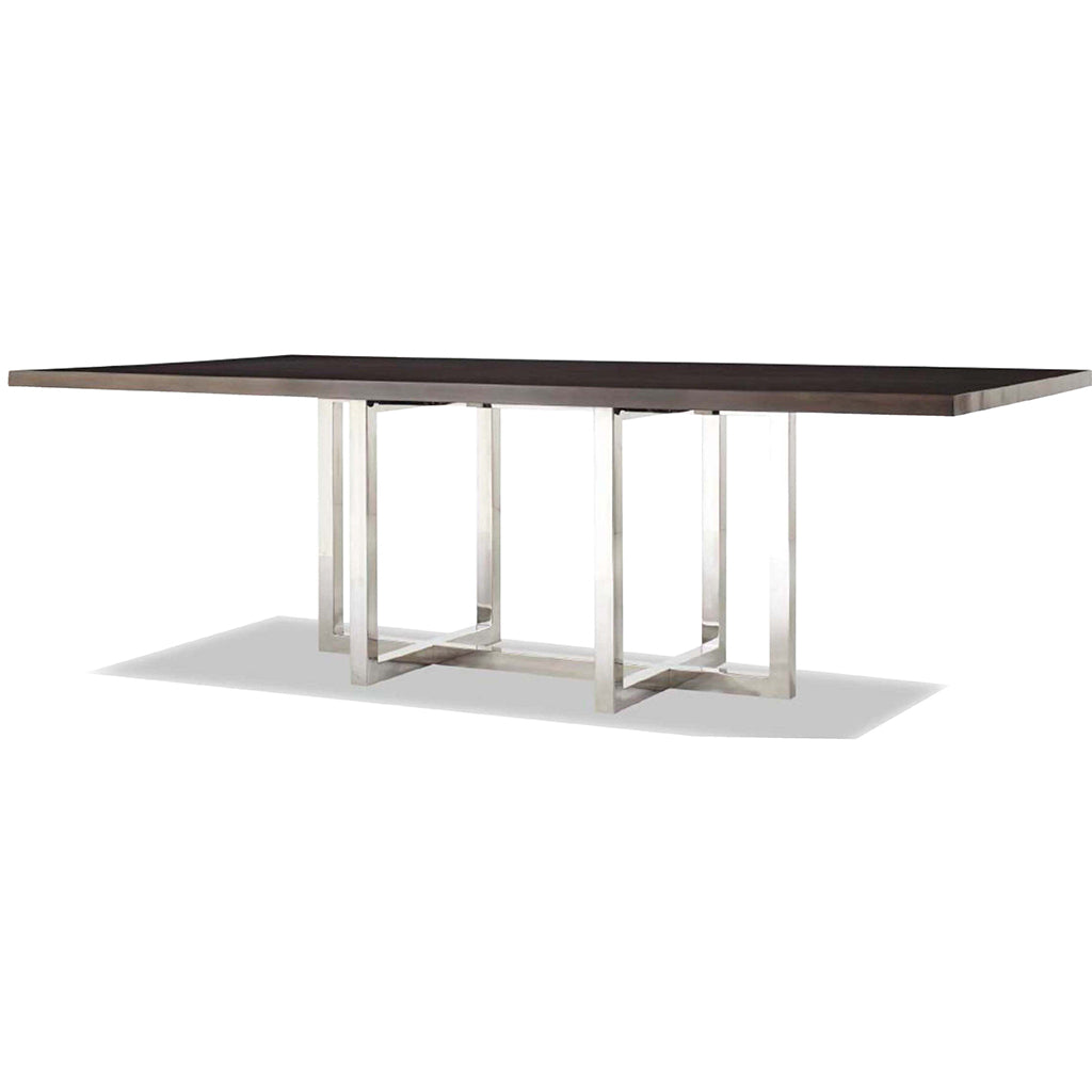 Rhapsody Dining Table with Wood Top