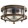 Beekman Place Outdoor Flush Mount 564982ST