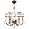 Eaton Place Chandelier 584240ST