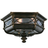 Warwickshire Outdoor Flush Mount 611682ST
