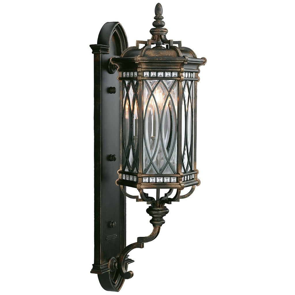 Warwickshire Outdoor Wall Mount 612081ST