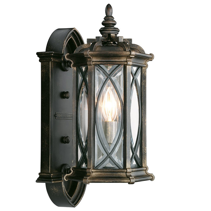Warwickshire Outdoor Wall Mount 612681ST