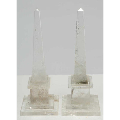 Obelisks Rock Crystal