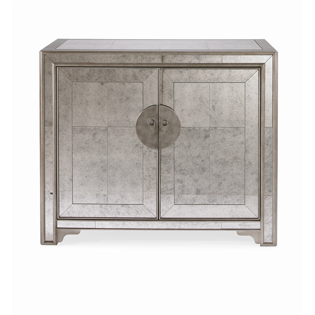 Century 69B-703 - CHIN HUA SHANTOU MIRROR DOOR CHEST