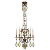 Encased Gems Chandelier 708340-1ST