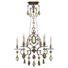 Encased Gems Chandelier 708940-1ST