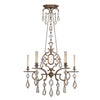 Encased Gems Chandelier 708940-3ST