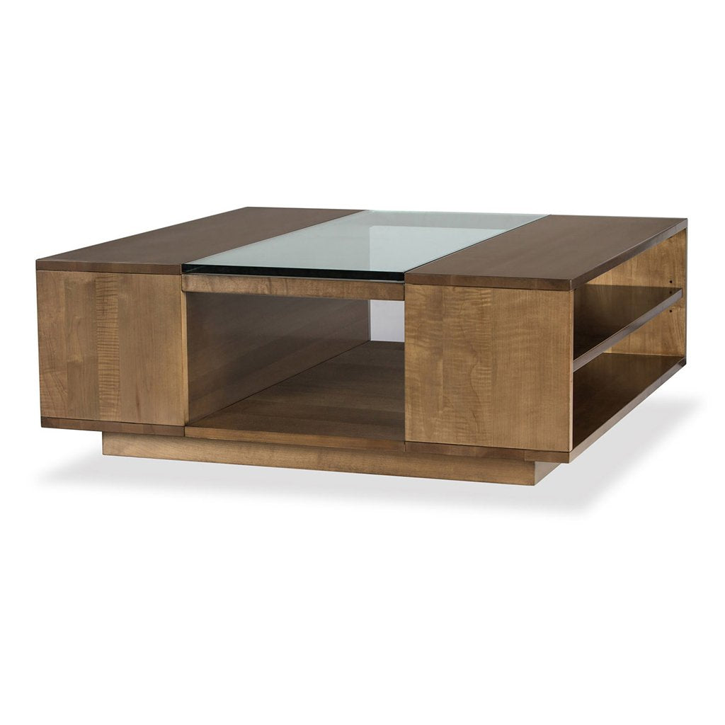 "Swaim Alexander Cocktail Table 48"" Square"