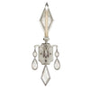 Encased Gems Sconce 728750-3ST