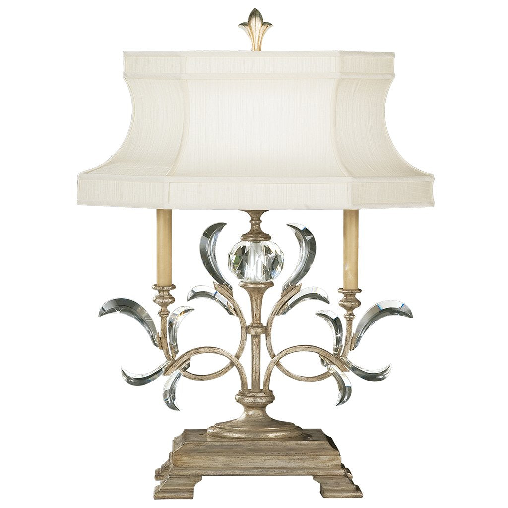 Beveled Arcs Table Lamp 737910ST