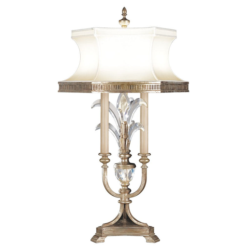 Beveled Arcs Table Lamp 738210ST