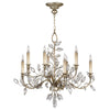 Crystal Laurel Chandelier 753140ST