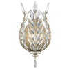 Crystal Laurel Sconce 759550ST