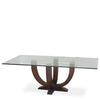 Swaim Garner Dining Table 764-10-G-96-FMW