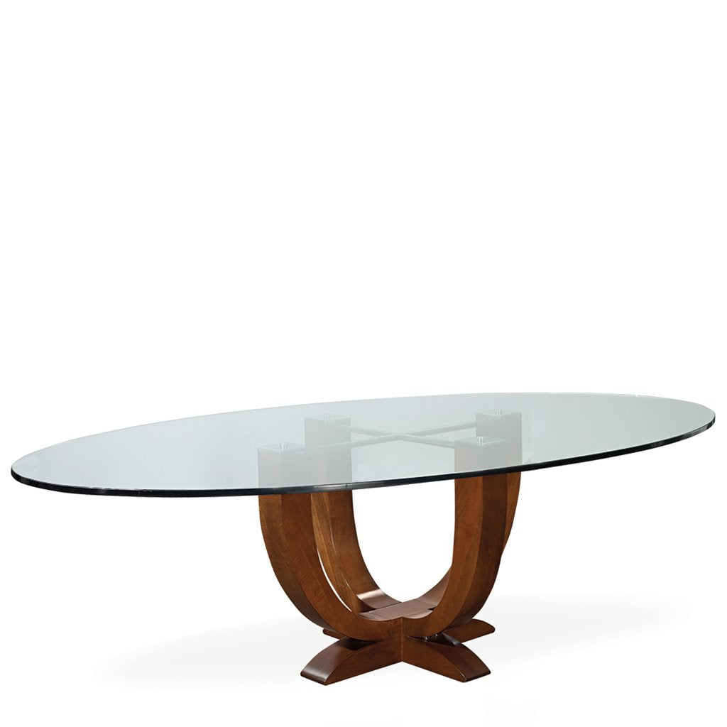 Swaim Garner Dining Table 764-9-G-108-FMW