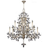 Crystal Laurel Chandelier 771240ST