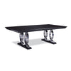 Swaim Empire Dining Table 805-7-W-96-PSSW