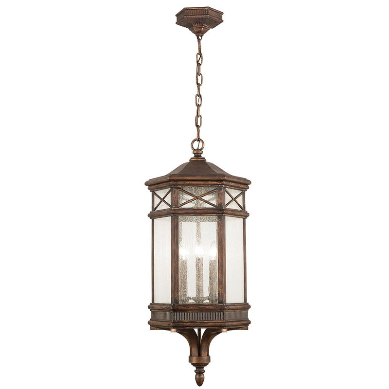 Holland Park Outdoor Lantern 837082ST