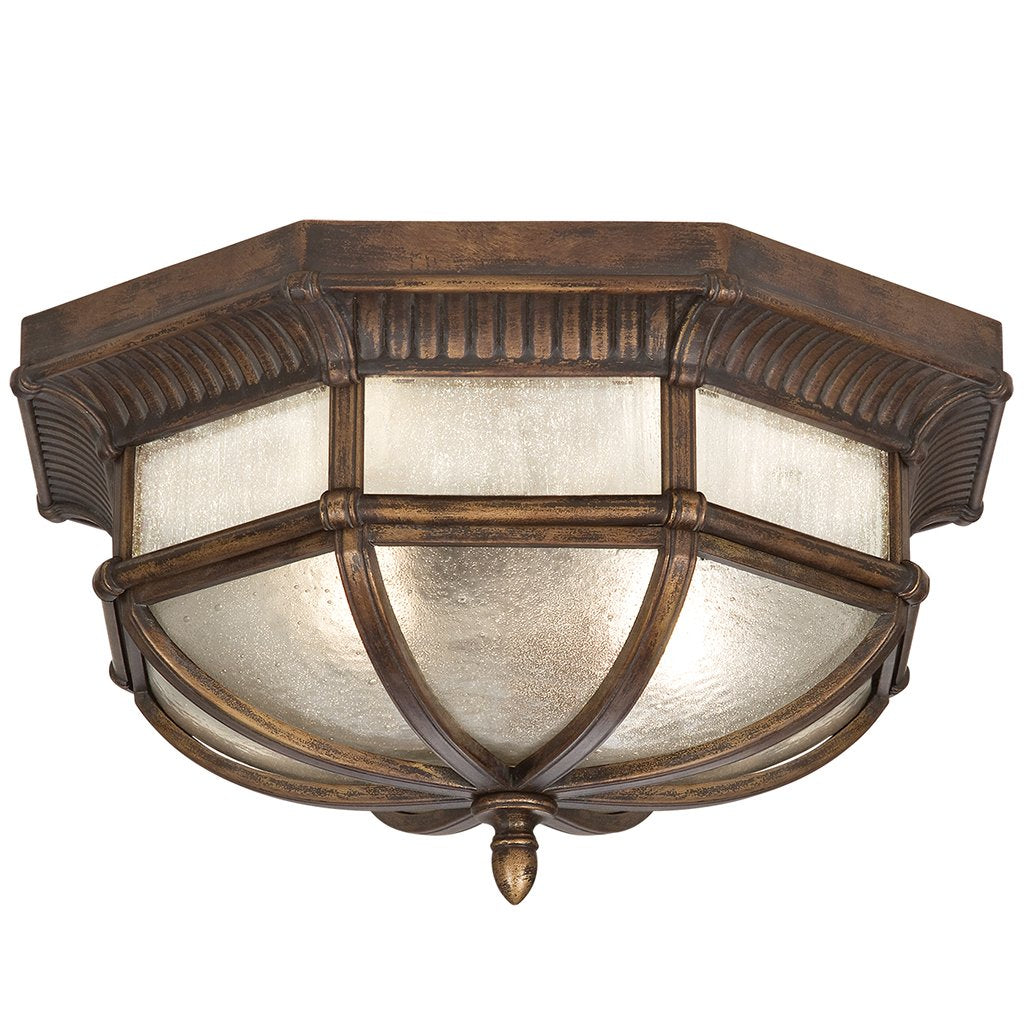 Holland Park Outdoor Flush Mount 845282ST