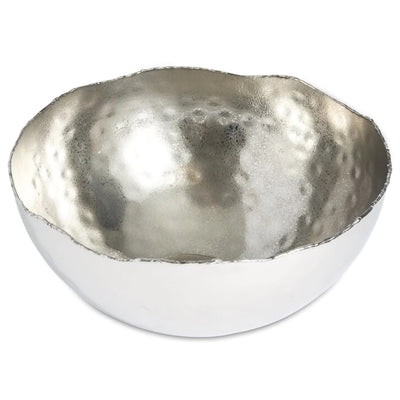 "Cascade 12"" Bowl Frosted"