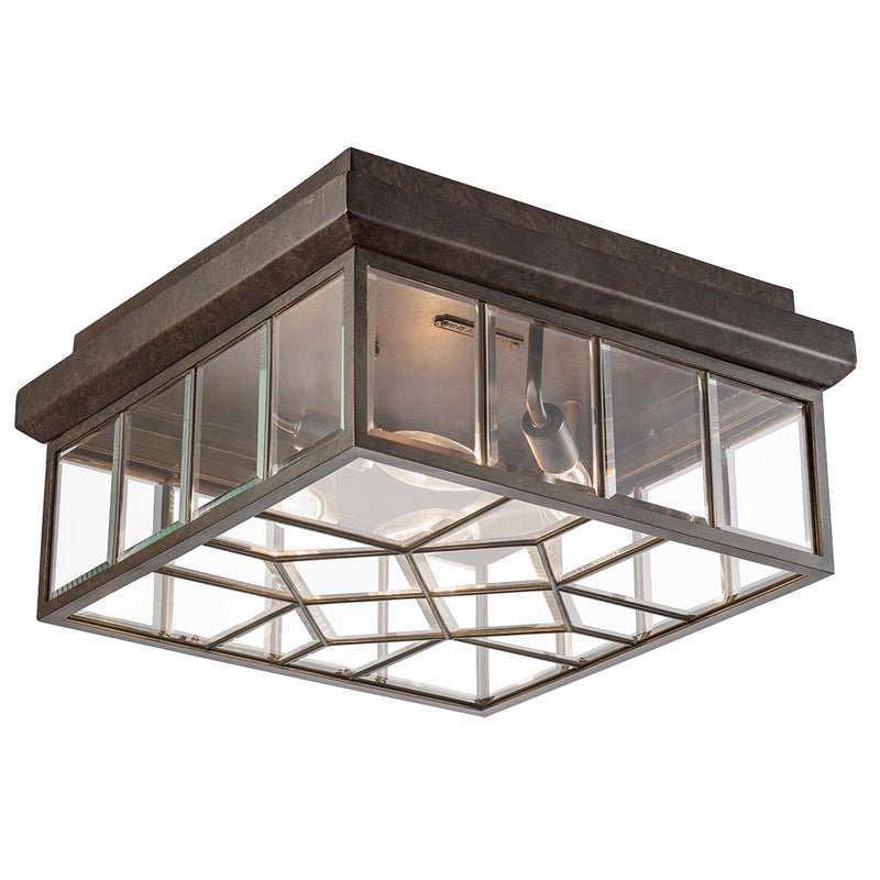 Oxfordshire Outdoor Flush Mount 880682ST