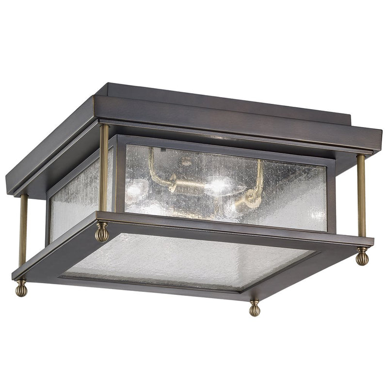 Highland Park Outdoor Flush Mount 886382ST