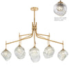 Nest Chandelier 899340-2SQ