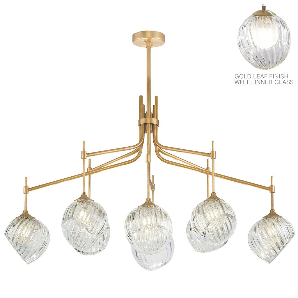 Nest Chandelier 899340-2WH