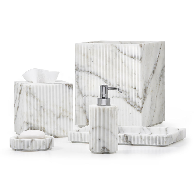 Acropolis Brush Holder