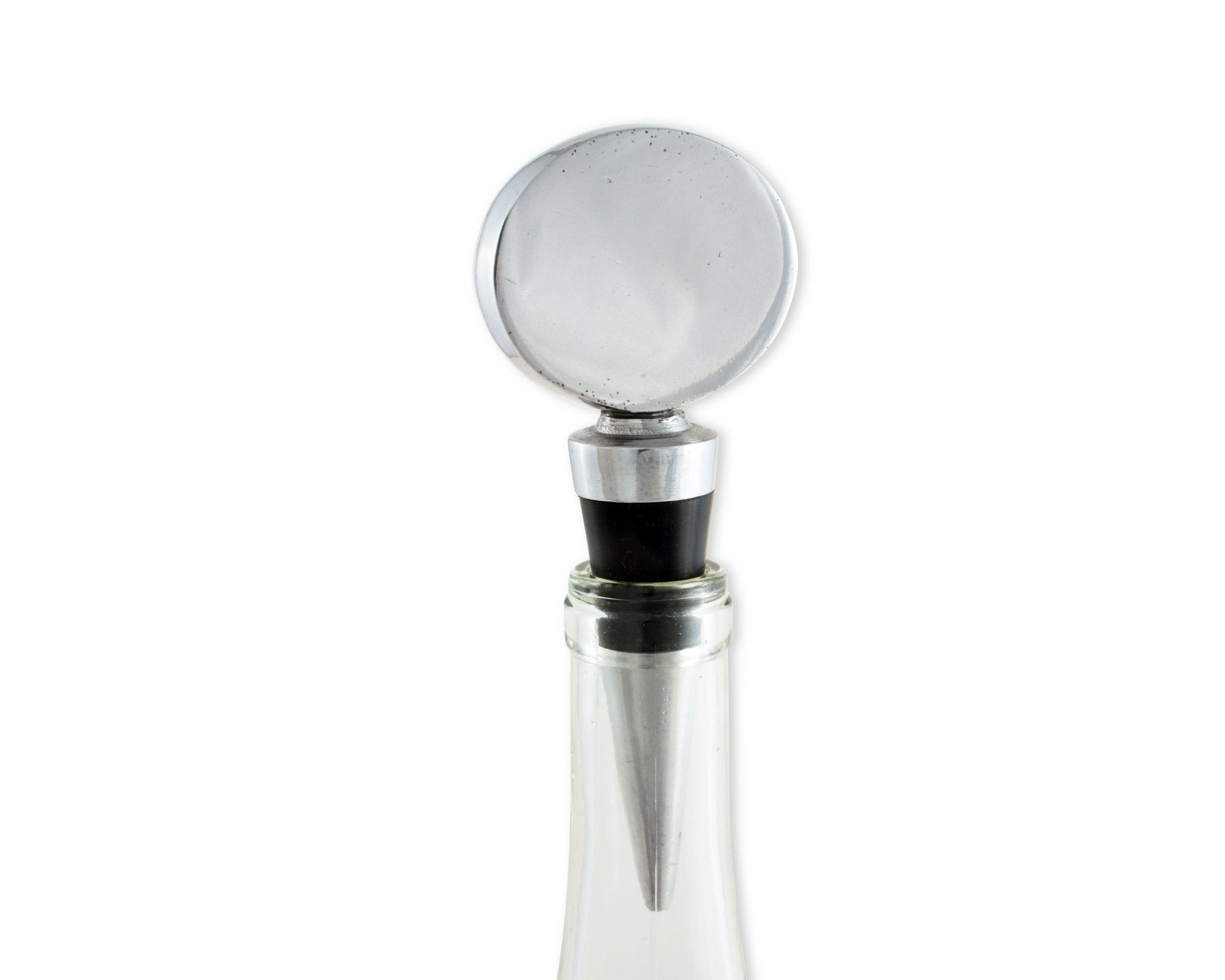 Engravable Oval Bottle Stopper