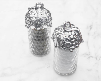 Grape Salt And Pepper Set