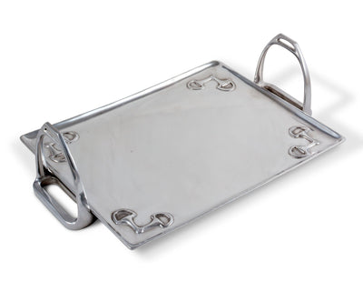Equestrian Stirrup Tray - Large