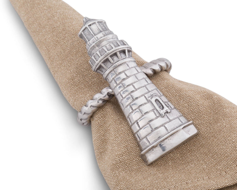 Lighthouse Napkin Rings
