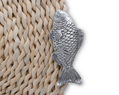 Fish Twisted Seagrass Placemats - Set of 4