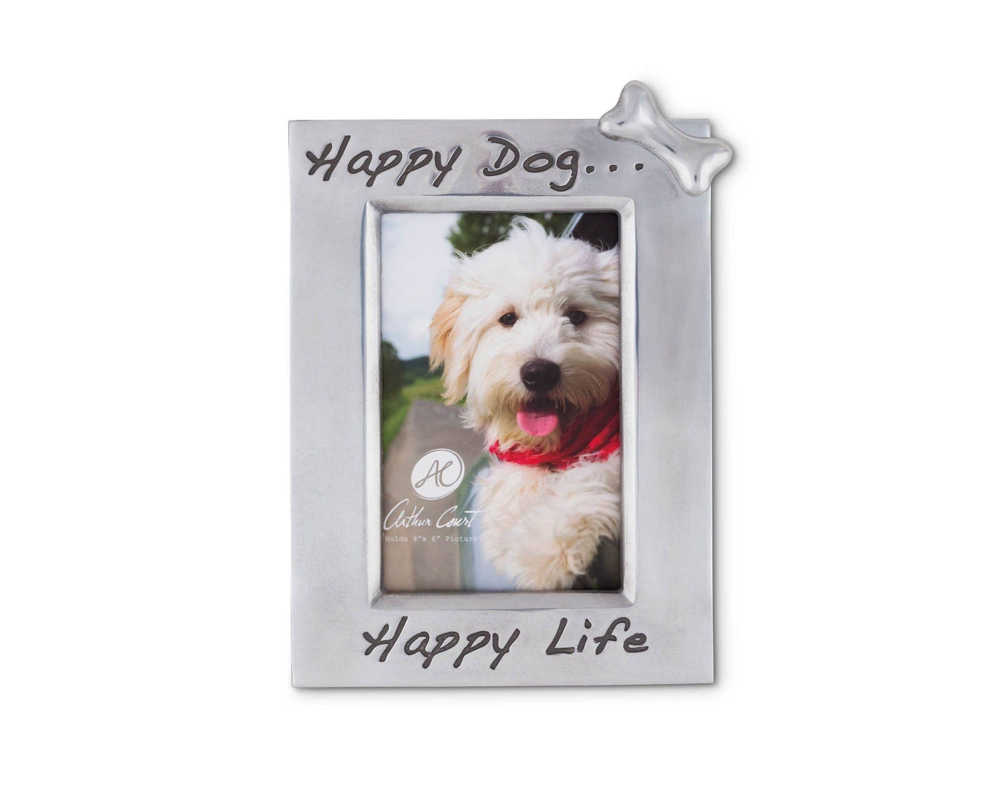 Happy Dog 4X6 Frame