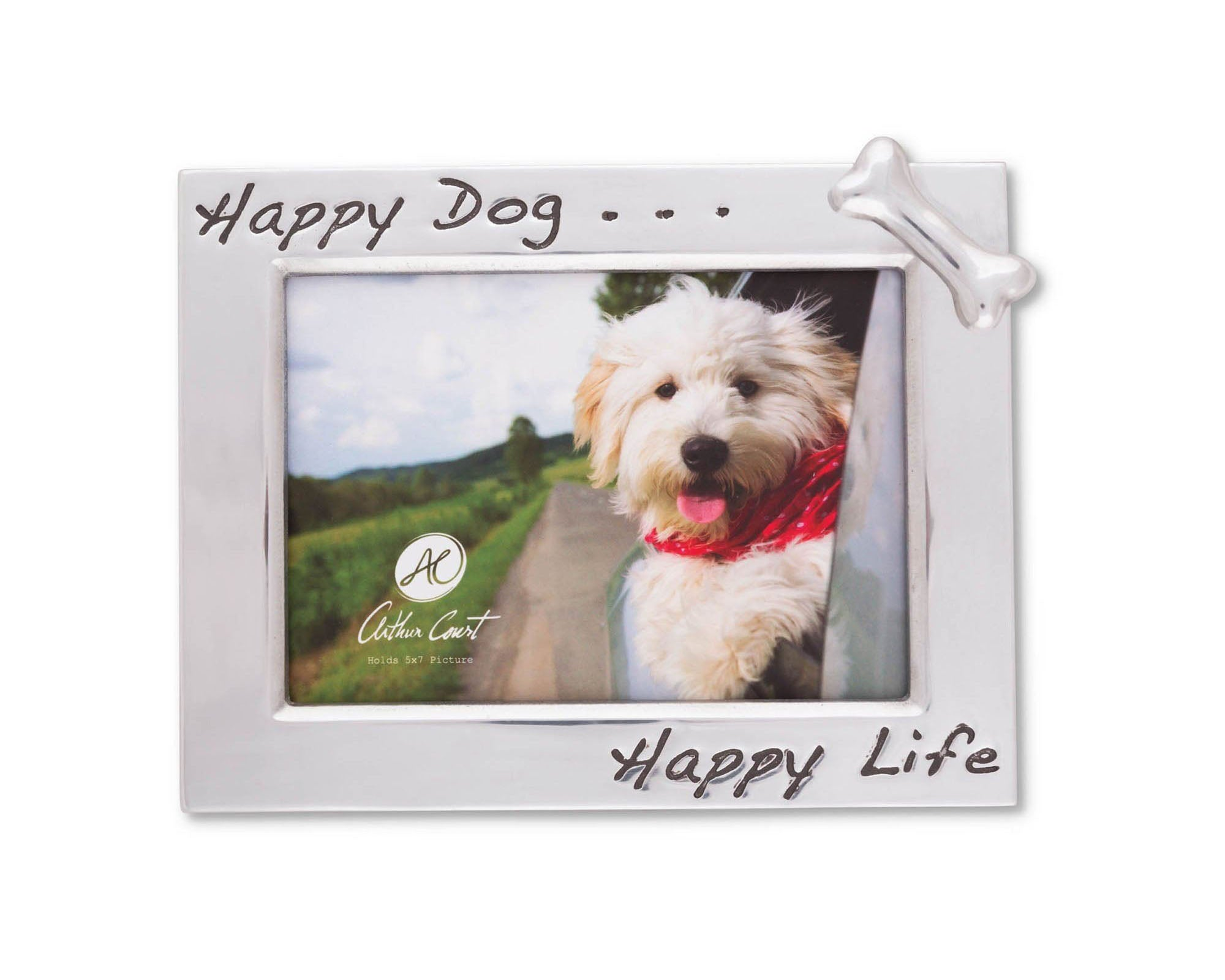 Happy Dog 5X7 Frame
