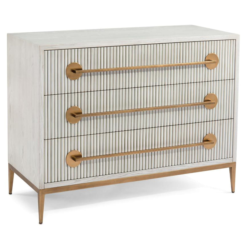 Carlyle Three-Drawer Chest